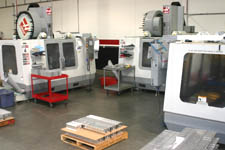CNC Industrial Machining
